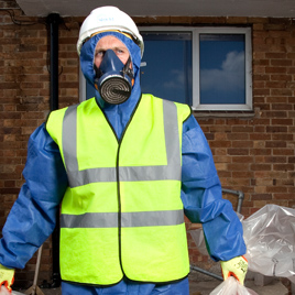 asbestos survey quote Duggleby